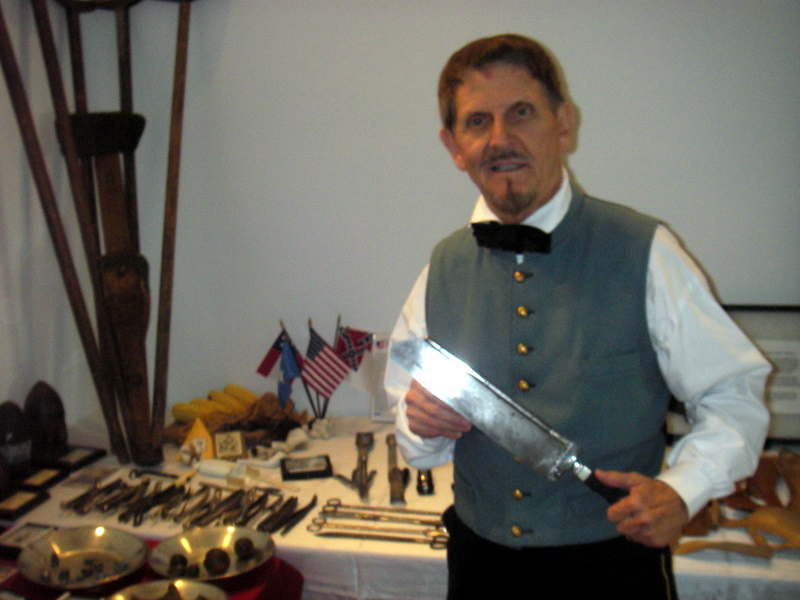 Civil War Era Surgeon